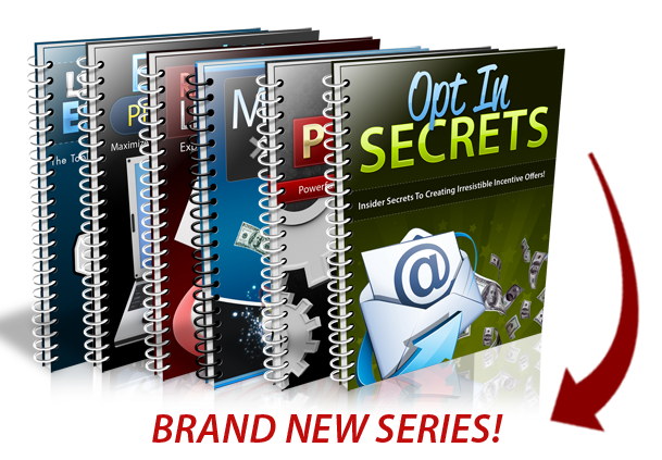Email Marketing - 6 Reports Bundle with Squeeze Page to Build Your List